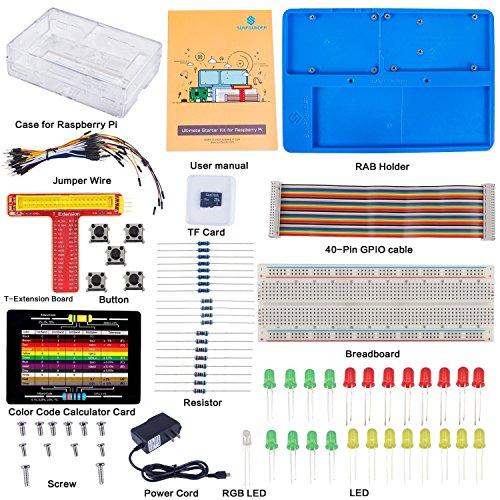 SunFounder Raspberry Pi Ultimate Starter Kit/SunFounder..