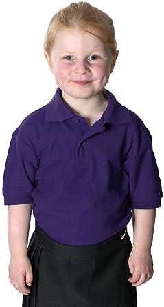 93130a9ec Fruit Of The Loom Standard Kids Sports Top School Uniform Childrens ...