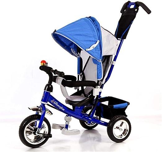 Littlefairy Sillas de Paseo,Multifuncional Infantil Triciclo ...