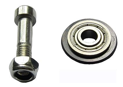 Rueda de corte de carburo de tungsteno 7/8 pulgadas, calidad industrial, rueda de puntuación con ...