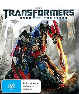 Transformers 3 Dark of the Moon | Directed by Michael Bay | NON-USA Format | Region B Import - Australia