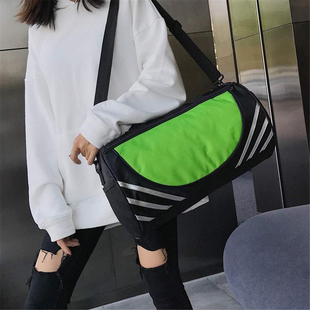 Weentop Weentop Weentop Sporttasche Farbe Fitness-Trainingspaket Gym Yoga-Tasche Leichter, zusammenklappbarer, packbarer Mini-Rucks (Farbe   Grün, Größe   L) B07PCHVS1Q Henkeltaschen Garantiere Qualität und Quantität 66bc06