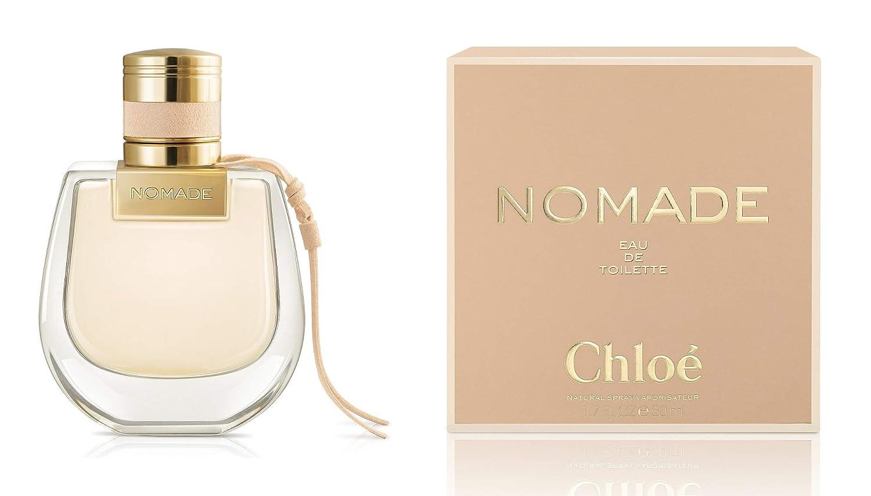 Chloé Nomade Edt Vapo 50 ml - 50 ml: Amazon.es