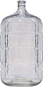 E.C. Kraus 6 gal Glass Carboy