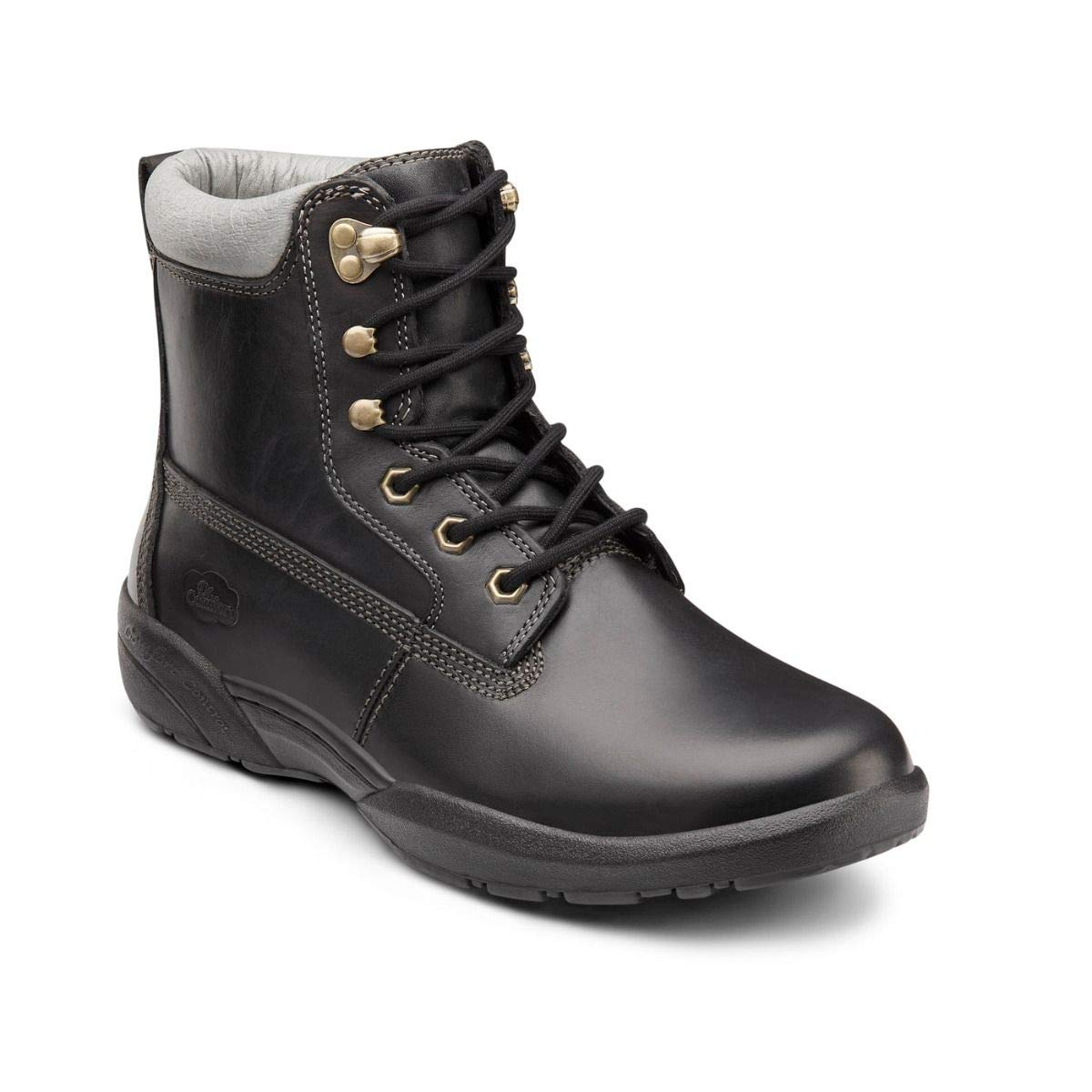9f27bd07133 Dr. Comfort Men's Boss Diabetic Boots