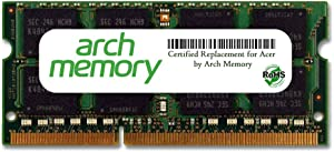Arch Memory Replacement for Acer 8 GB 204-Pin DDR3L So-dimm RAM for Acer Aspire E15 E5-576-392H