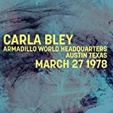 Armadillo World Headquarters Austin Texas March 27 1978