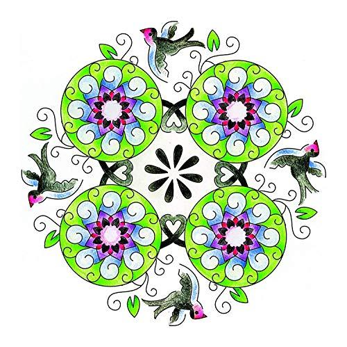 Ravensburger 2-In-1 Mandala-Designer Tattoo by Ravensburger (Image #5)