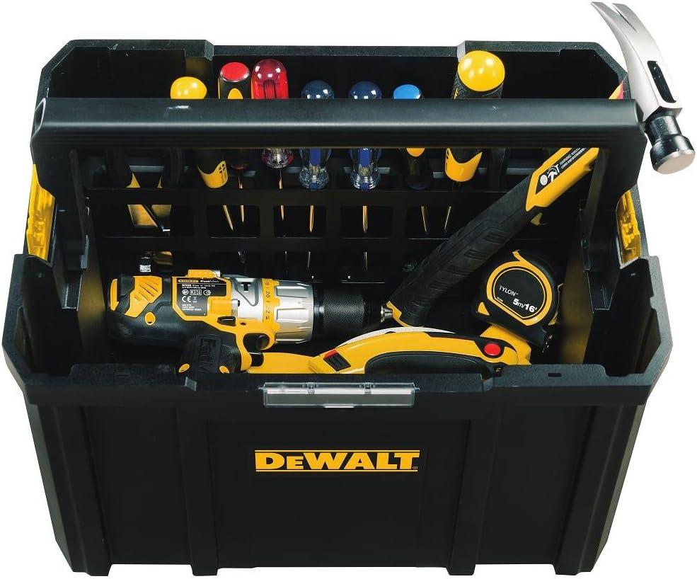 Dewalt FLEXTORQ 210 PC impact tournevis Drill Bit Set Tough Case TSTAK Caddy