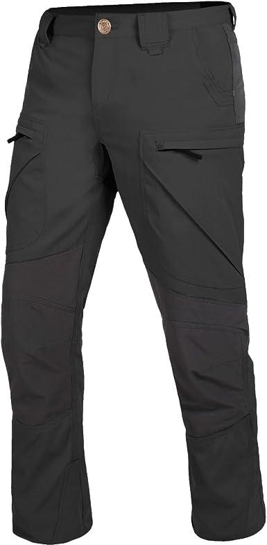 Pentagon Vorras Hombres Escalada Pantalones Negro tamaño 41W ...