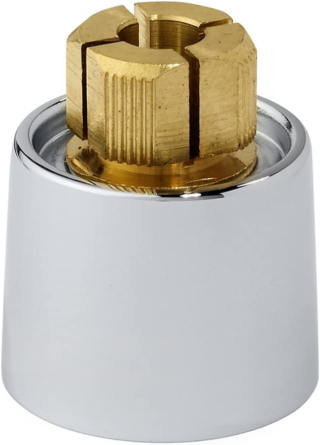 American Standard 7381003-0020A PUSH BUTTON ASSY #A36021 Polished Chrome TOP MOUNT