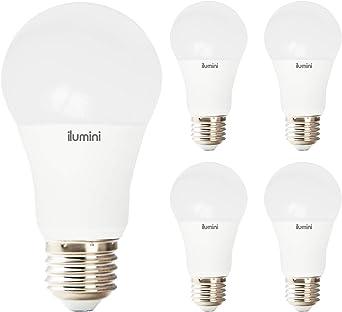 ilumini Bombillas LED A70 Estandár, Casquillo E27,15W equivalente ...