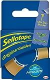 Sellotape  Original Golden Tape - 18 mm x 25 m, Clear