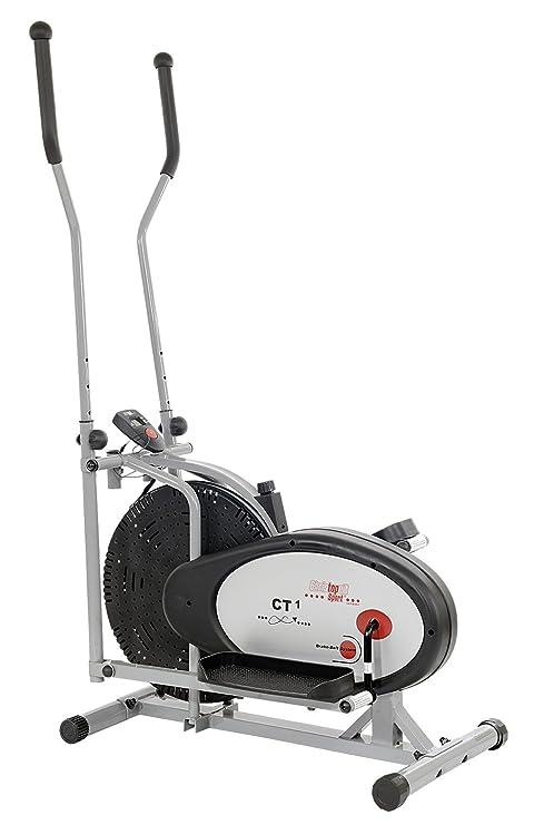 Christopeit CT 1 - Elíptica de fitness: Amazon.es: Deportes y aire ...