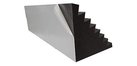 alanpur® Bass Trap Láminas Perfil auto-adhesivos – Selección – absorber efectiva para habitación