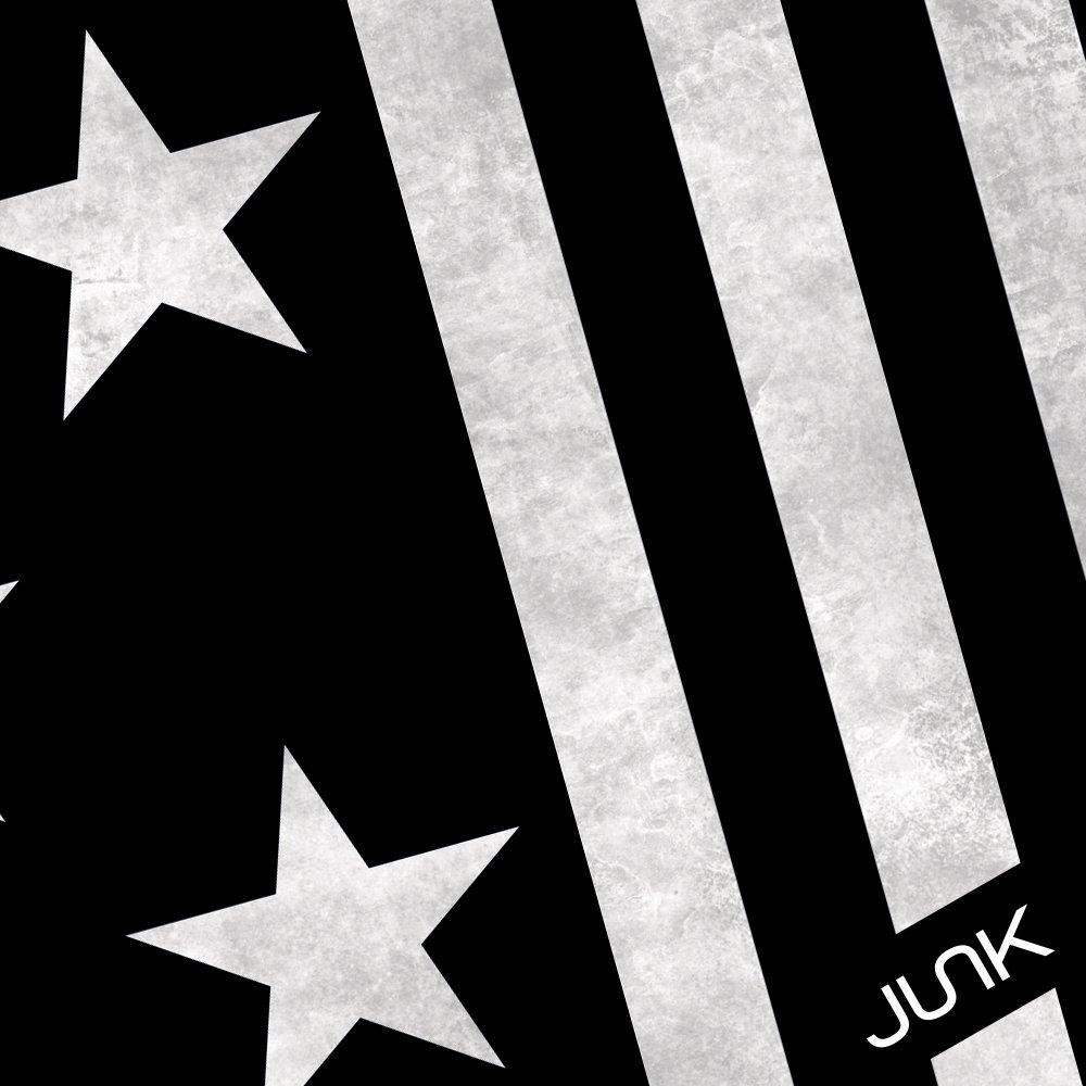 JUNK Brands Pro Sport Flex Tie Allegiance Headband, One Size by JUNK Brands (Image #3)