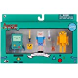 Adventure Time 14609 Collectors Pixel Figure (Pack of 3)