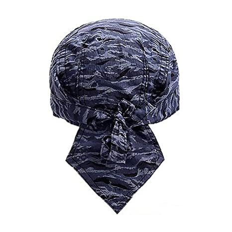 Baoblaze Sweat Absorption Elastic Welding Welder Hat Cap Scarf Cotton Flame Retardant
