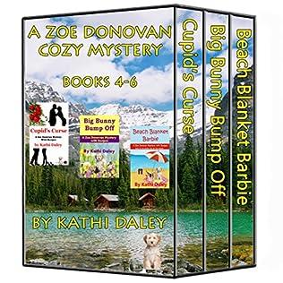 book cover of Zoe Donovan Boxed Set Books 4-6