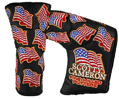 Scotty Cameron 2016 U.S. Open Limited Edition Putter Headcover by Scotty Cameron