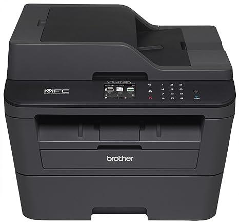 Amazon.com: Brother MFC-L2740DW Laser Multifunction Printer ...