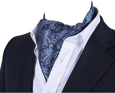 Zhuhaitf Mens Parties Formal Luxury Cravat Neck Tie Scarf Mens Accessory At Amazon Men S Clothing Store