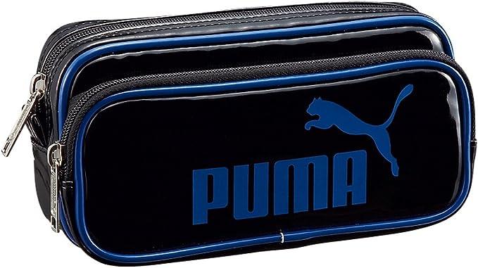 Kutsuwa Puma caja de la pluma del esmalte doble 638PMCB (jap?n importaci?n): Amazon.es: Juguetes y juegos