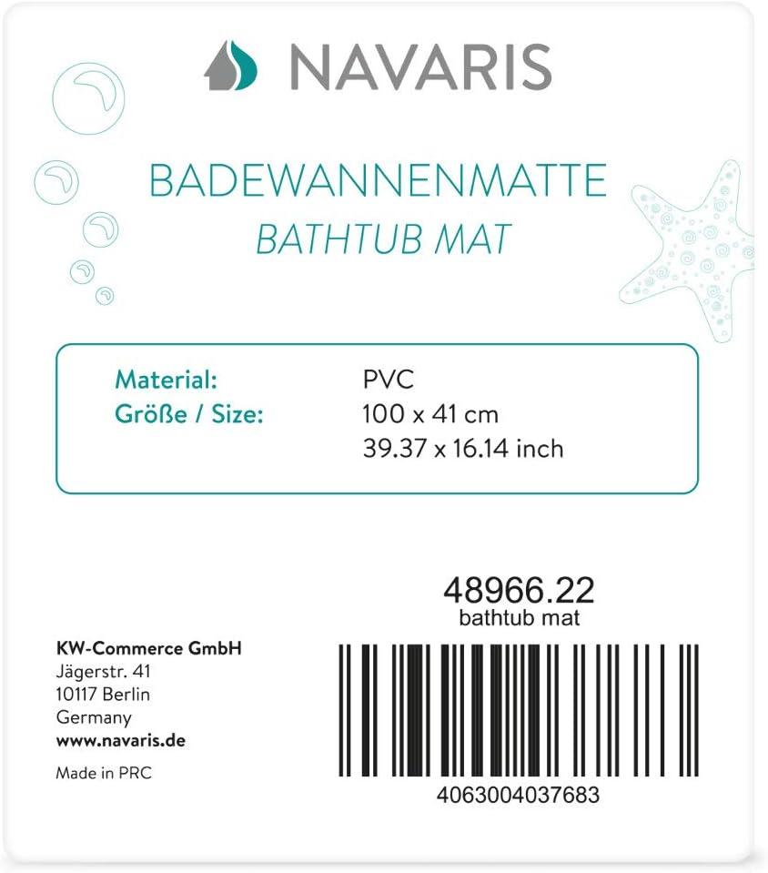 Tappetino vasca antiscivolo M per 100416