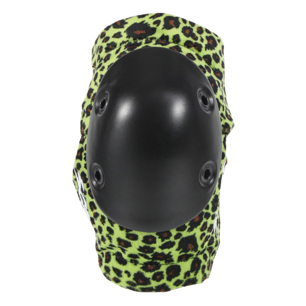 Smith Safety Gear Elite Leopard Elbow Pads, Green, X-Small