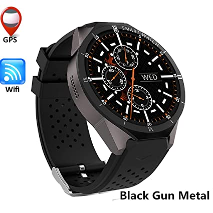 JingJingQi Reloj Inteligente ro 3G Smartwatch Phone Android ...