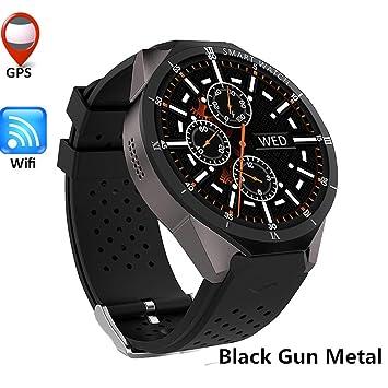 JingJingQi Reloj Inteligente ro 3G Smartwatch Phone Android 7.0 ...