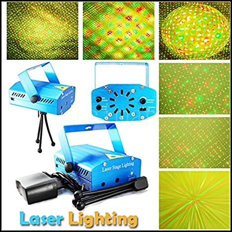 buy a to z traders sound activated laser mini disco light