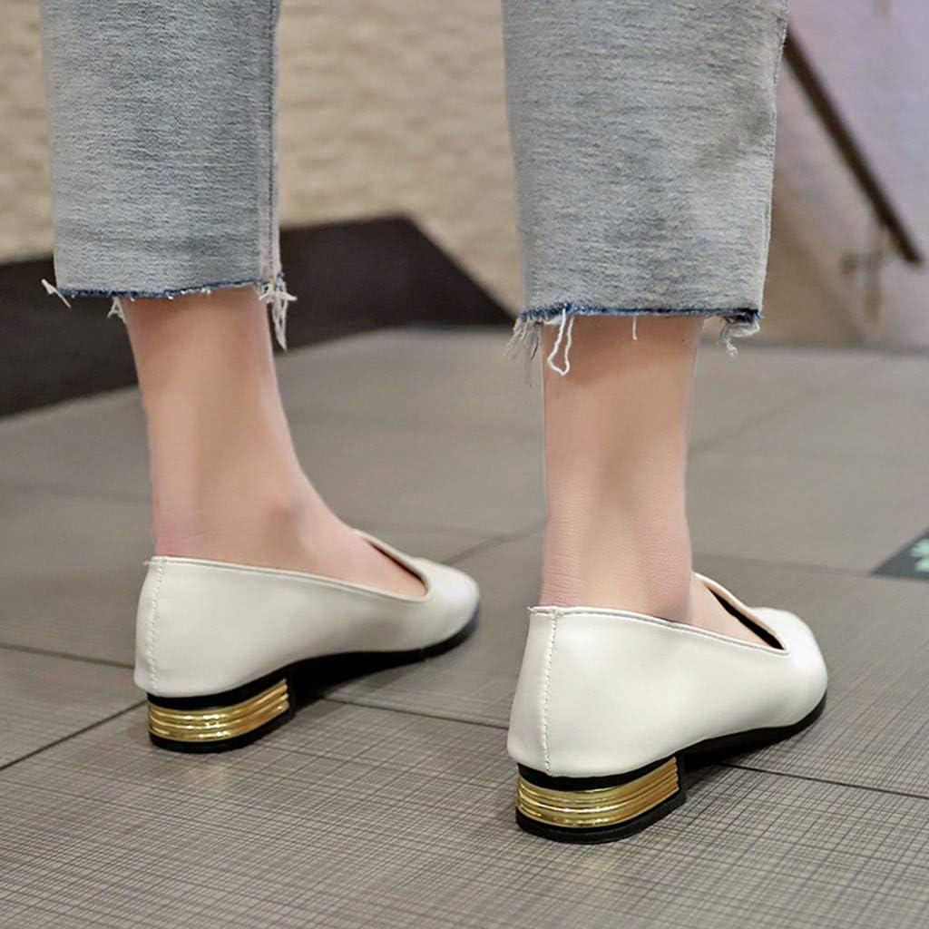 Darringls_Sandalias para Mujer,Damas Bombas Casuales Zapatos ...