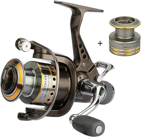 Goture gtm3000 cebo vivo pesca spinning carrete de pesca Bass con ...