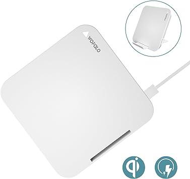 10w fast wireless charger für iphone 8: : Elektronik