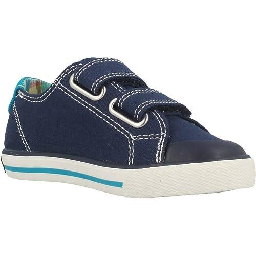 Pablosky 938920, Zapatillas para Niños, Azul (Blue), 21 EU