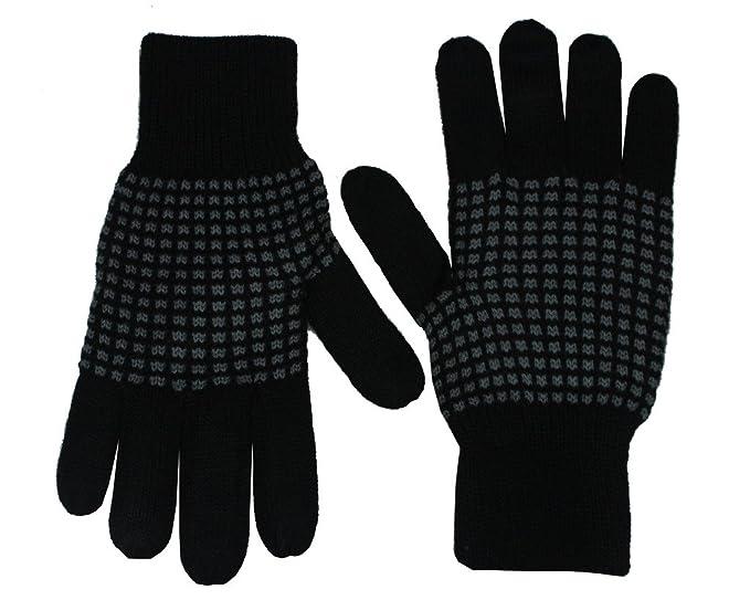 ea72aa5ccae Romano Men s Woollen Hand Gloves (Black