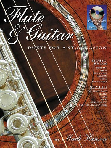 Flute & Guitar Duets for Any Occasion (Classical - Duets Flute Guitar