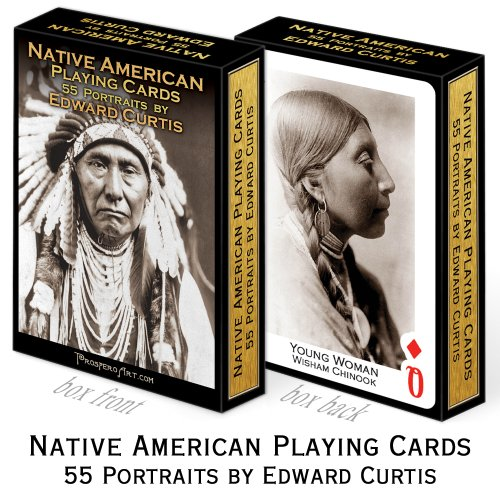 - Native American Playing Cards ~ Edward Curtis