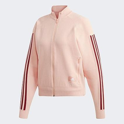 TALLA XS. adidas W ID Knit TT Sudadera Mujer