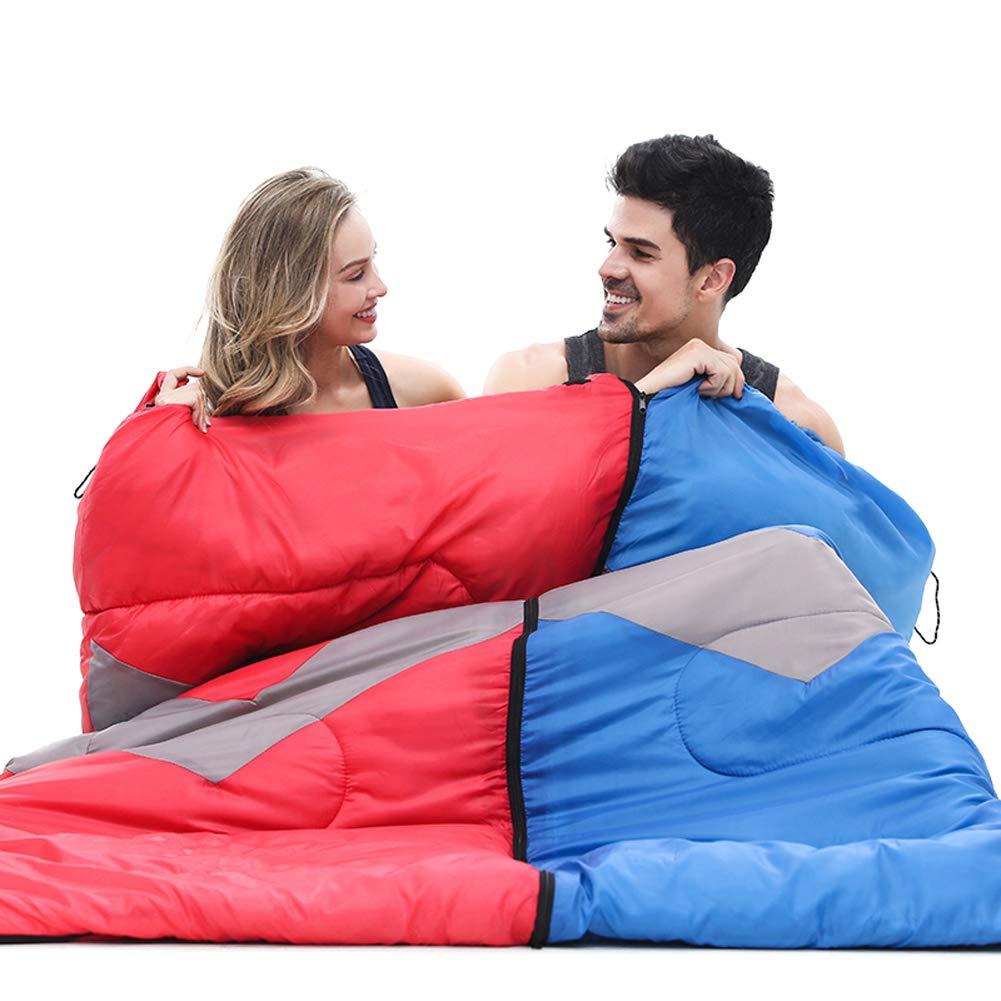GGATT Schlafsack Ultraleicht Ultraleicht Ultraleicht Dünn Leicht für Erwachsene für Camping Outdoor Trekking Reise Sommer Indoor B07PDXT943 Mumienschlafscke Liebessport, wirklich glücklich 26b593