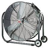 Dayton 1YNW5 Air Circulator, Mobile, 36 In, 115 V