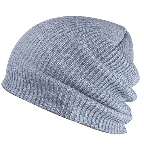 ce43768f4 Paladoo Slouchy Winter Hats Knitted Beanie Caps Soft Warm Ski Hat ...