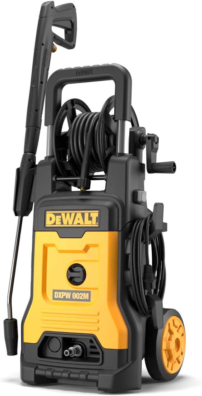DeWalt DXPW002ME Hidrolimpiadora de alta presión, 2100 W