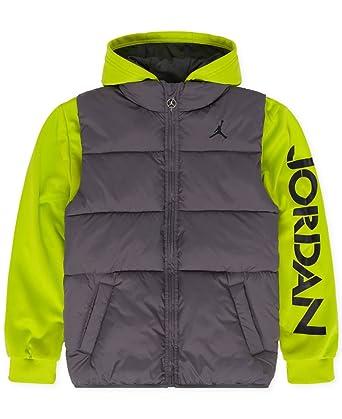 5c05f207f199 Nike Jordan Boys  Classic 2-Fer Jacket (Medium