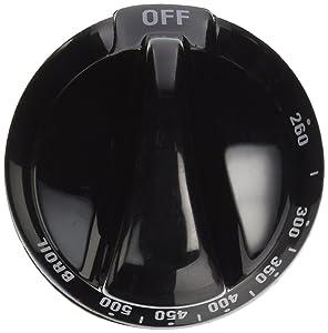 GE WB03K10159 Range/Stove/Oven Thermostat Knob