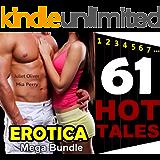 EROTICA: HOT Wife SEXY Girl Ultimate Super Mega Bundle Hot Stories: 61 Erotic Romance Secret Fantasy Short Sex Story Fiction Tale Book Collection