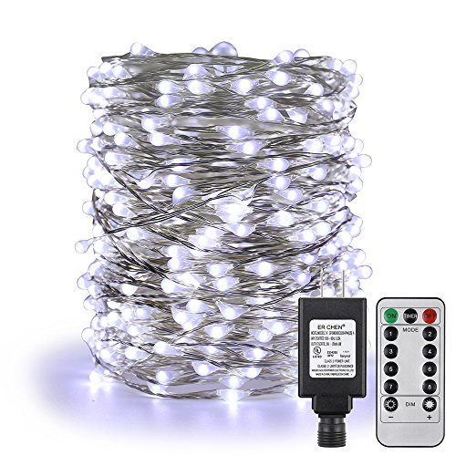 White Outdoor Cluster Lights