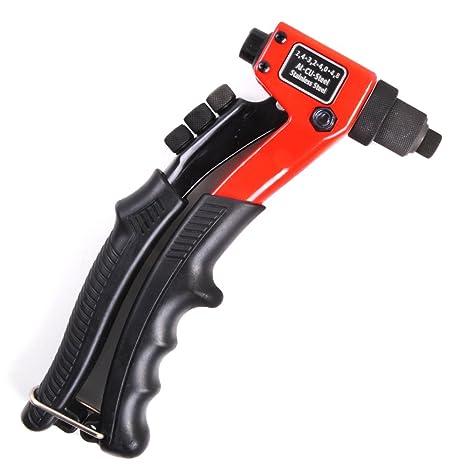 Herramientas XXR 20,32 cm PRO individual COMPACT remachador estor POP remachadora de mano remachadora