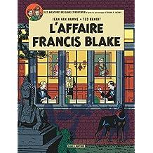 Blake et Mortimer 13 : L'affaire Francis Blake N.E.